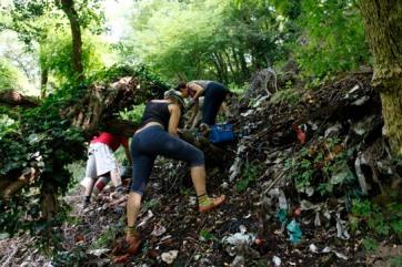 pulizia Valle dei Meloni1